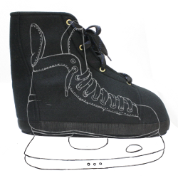 Skate Cover Shoes