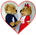 Teddy and Tessie (of Tender Wishes) renewed their vows in 2012.