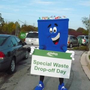 Halton Waste Mangement- Recycler Rick