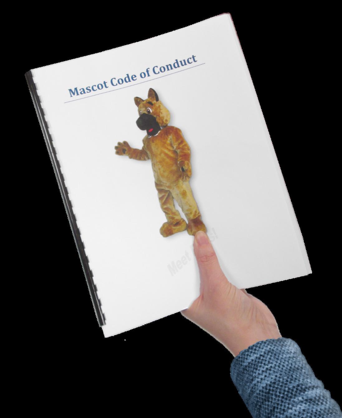 Mascot Code of Conduct