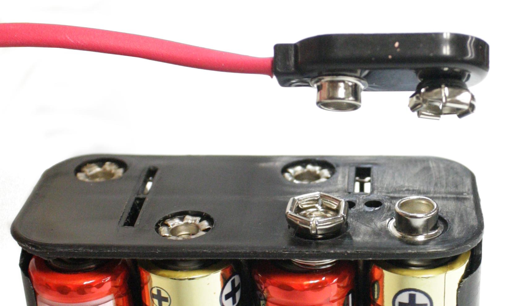fan article...battery pack coupling closeup