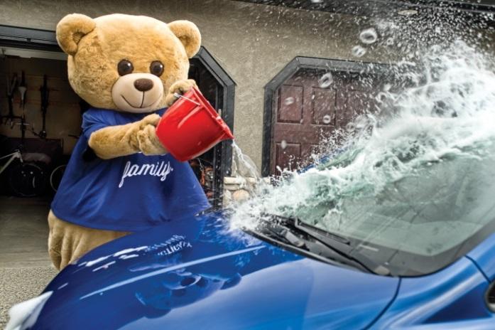 Teddy Car wash