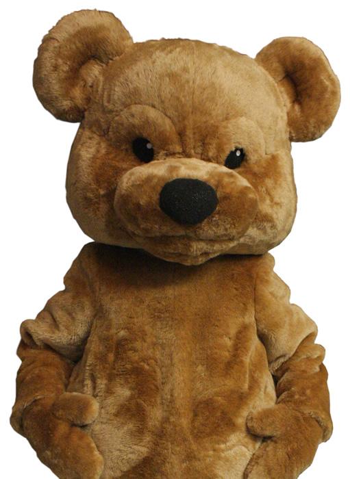 mascot-bear