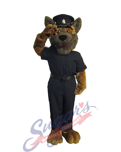 Vancouver Police - K9  sc 1 st  - Sugars Mascot Costumes & Sugars Mascot Costumes