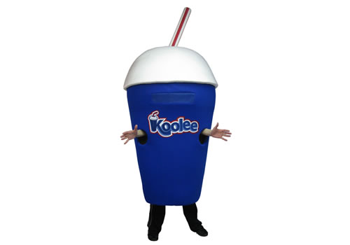 Iowa Cubs Koole Cup Custom Mascot Costumes