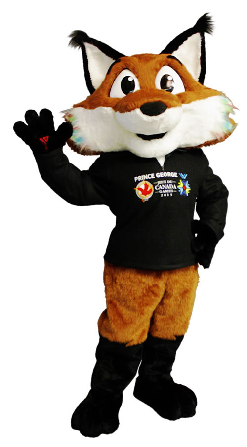 Canadian Winter Games Mascot