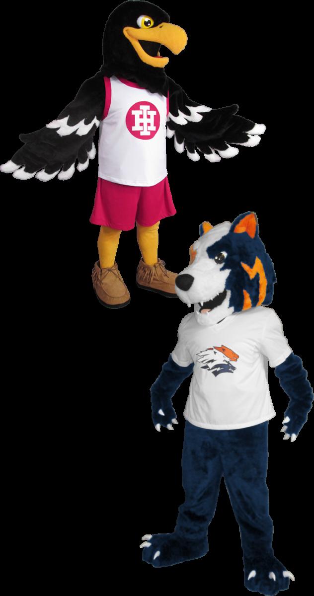 eagle-wolf