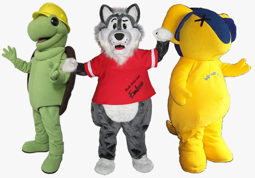 Custom Mascot Costumes
